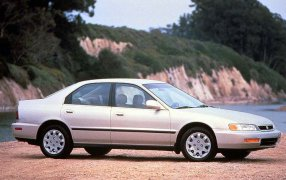 Honda Accord Type 1