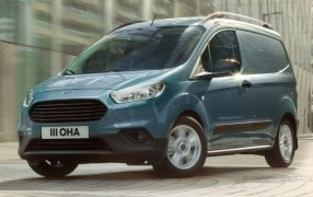 Ford Courier Transit
