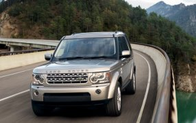 Landrover Discovery  Type 4