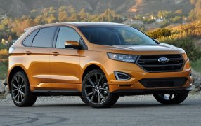 Ford Edge Type 2