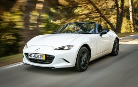 Bilmattor MX-5 Type 3