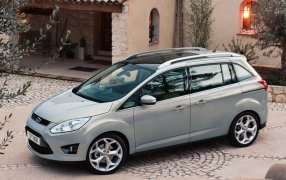 Ford C-MAX Type 2